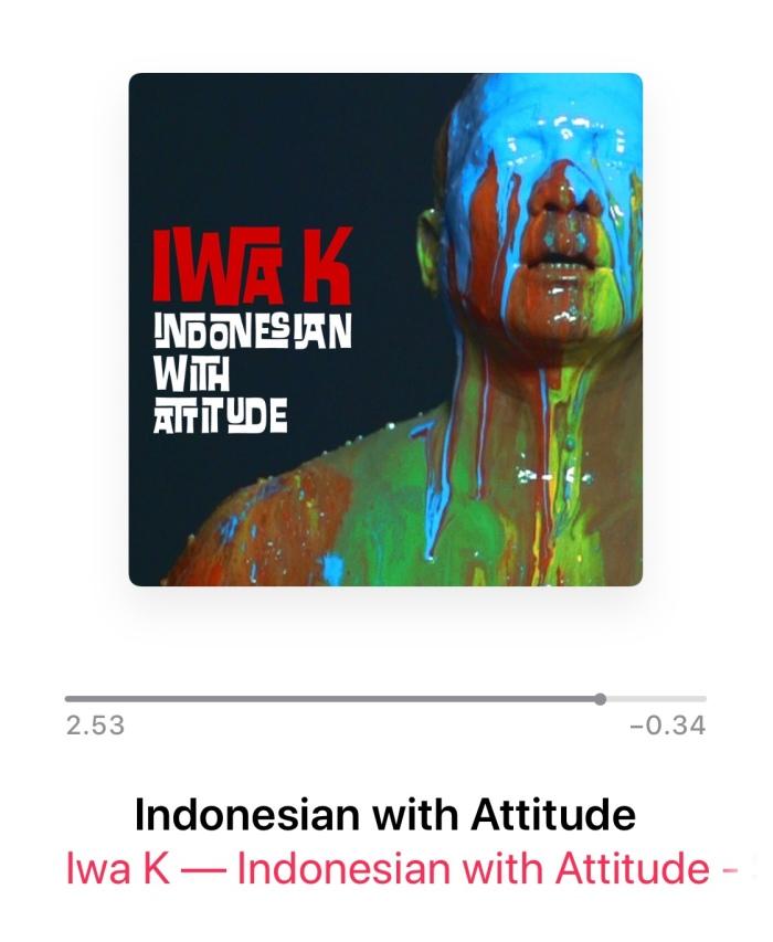 Tentang Lagu: Indonesian WithAttitude